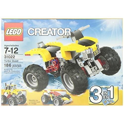 LEGO Creator 31022 Turbo Quad    並行輸入品|mons
