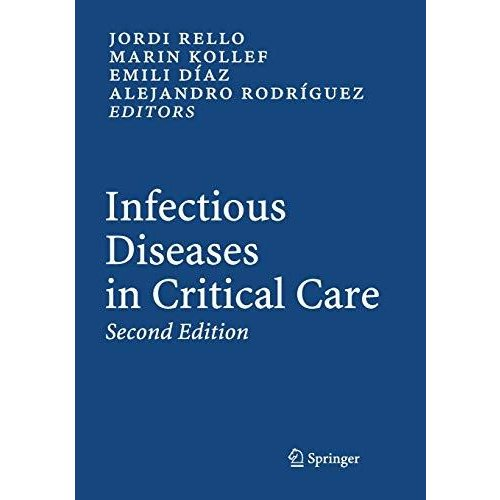 Infectious Diseases in Critical Care 並行輸入品