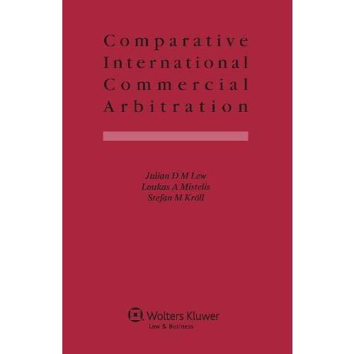 Comparative International Commercial Arbitration 並行輸入品