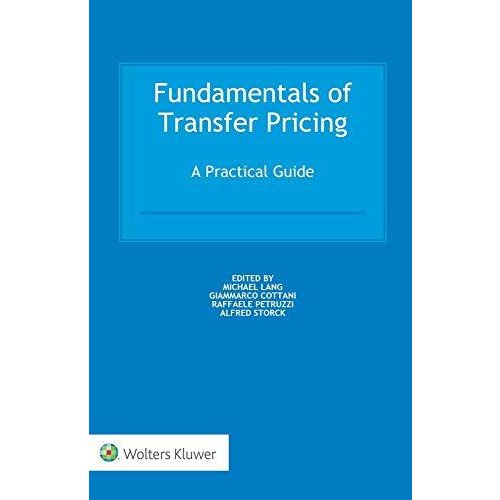 Fundamentals of Transfer Pricing: A Practical Guide 並行輸入品