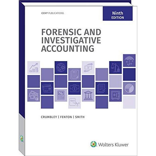 Forensic and Investigative Accounting 並行輸入品