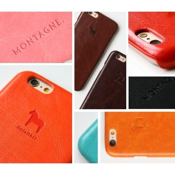 iPhoneケース スマホケース 名入れ対応 北欧 ダーラナホース PUレザー iPhone12 iPhoneSE(第2世代) iPhone11ProMax iPhoneXR iPhoneXsMax iPhone8/7 MON-PUL|montagne-y|04