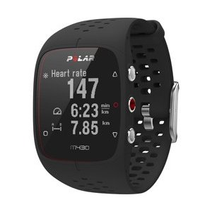 POLAR(ポラール) 【日本正規品/日本語対応】手首型心拍計・GPSランニングウォッチ M430 ブラック 90066336 ブラック