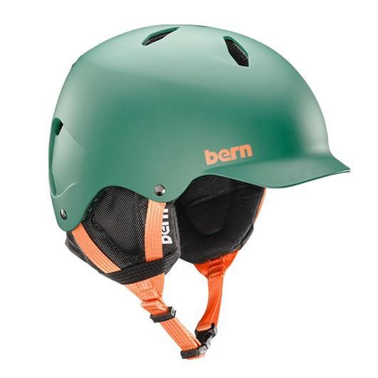 BERN(バーン) 16-17 bern ヘルメット バーン ヘルメット BANDITO MT HUNTER 緑 (S-M)