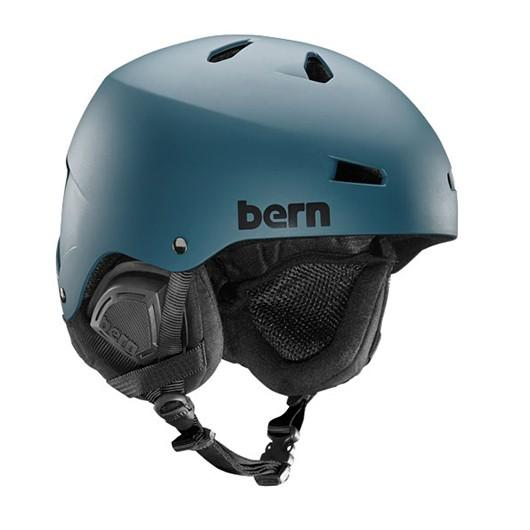 BERN(バーン) 16-17 bern ヘルメット バーン ヘルメット MACON MT MUTED TEAL (XXXL)
