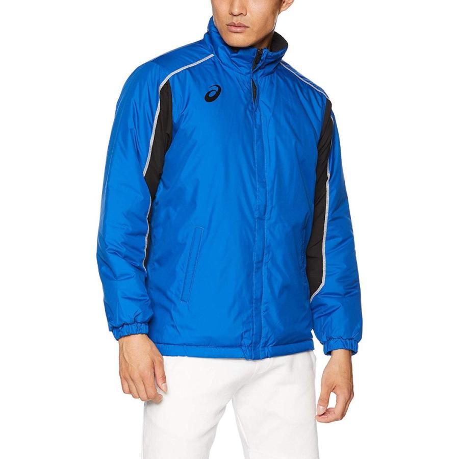 [アシックス] トレーニングウエア ウォーマージャケット 2031A233 [メンズ] インペリアル 日本 130 (日本サイズ130 相当)