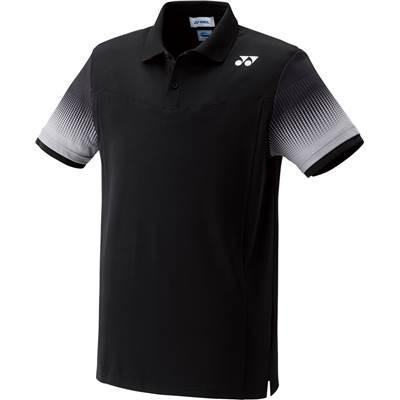 (ヨネックス)YONEX テニス 半袖ポロシャツ 10183 [ユニセックス] 10183 007 ブラック L