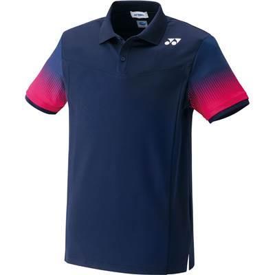 (ヨネックス)YONEX テニス 半袖ポロシャツ 10183 [ユニセックス] 10183 019 ネイビーブルー XO