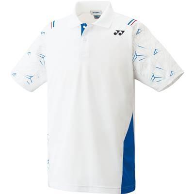 (ヨネックス)YONEX ソフトテニスウェア ポロシャツ 10221 [ユニセックス] 10221 011 ホワイト SS