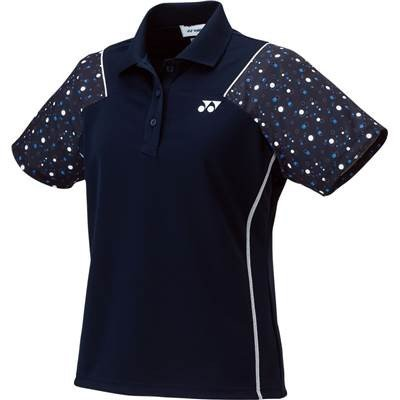 (ヨネックス)YONEX テニス・バトミントンウェア ポロシャツ 20381 [レディース] 20381 019 ネイビーブルー M