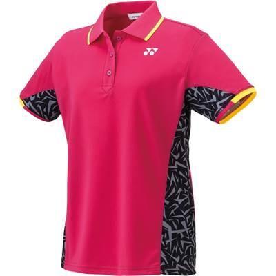 (ヨネックス)YONEX テニス・バトミントンウェア ポロシャツ 20382 [レディース] 20382 248 ダークピンク S