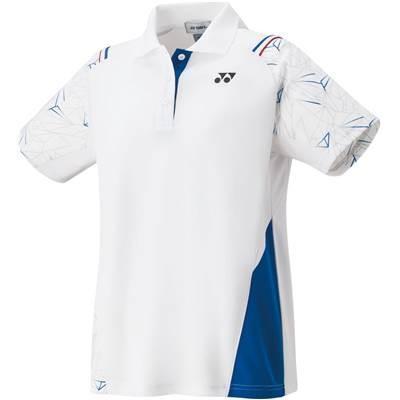 (ヨネックス)YONEX ソフトテニスウェア ポロシャツ 20393 [レディース] 20393 011 ホワイト L