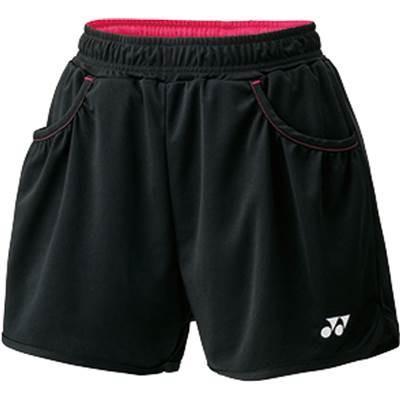 (ヨネックス)YONEX WOMEN ショートパンツ 25019 007 ブラック XO