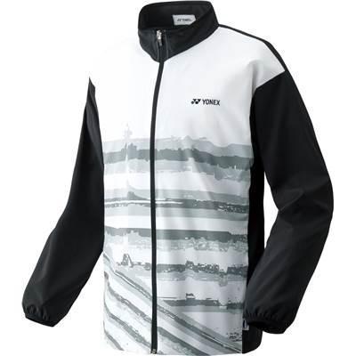 ヨネックス(YONEX) ウォームアップシャツ(フィットスタイル) 50062 007 ブラック S