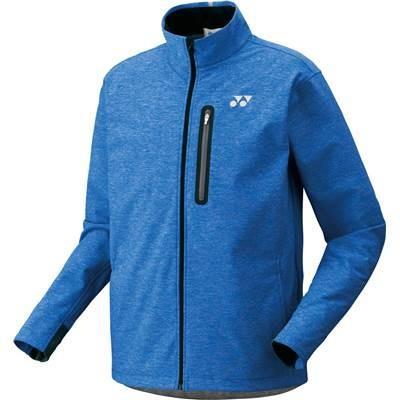 (ヨネックス)YONEX テニス ウォームアップジャケット(フィットスタイル) 51018 [ユニセックス] 653 ジュエルブルー L