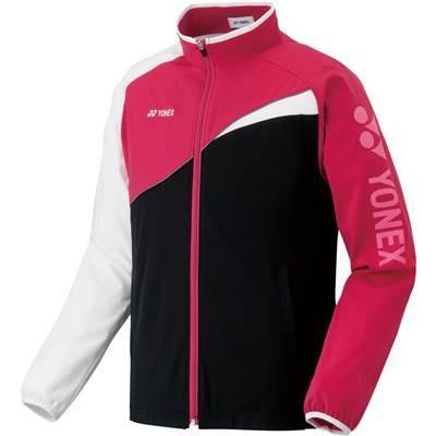 ヨネックス(YONEX) ニットウォームアップシャツ(フィットスタイル) 52012 007 ブラック SS
