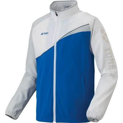 ヨネックス(YONEX) ニットウォームアップシャツ(フィットスタイル) 52012 786 ブラストブルー L