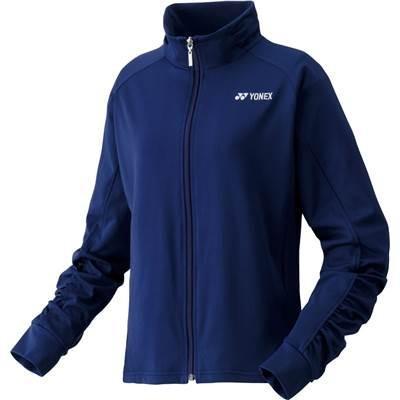 (ヨネックス)YONEX テニス ニットウォームアップシャツ 57025 [レディース] 57025 240 ダークパープル M
