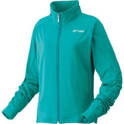(ヨネックス)YONEX テニス ニットウォームアップシャツ 57025 [レディース] 57025 750 エメラルドグリーン S