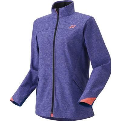 (ヨネックス)YONEX テニス ウォームアップシャツ(フィットスタイル) 58074 [レディース] 118 ブルーベリー L