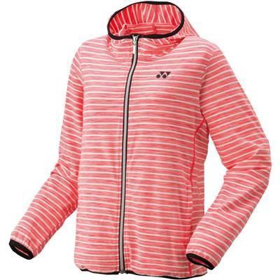 (ヨネックス) YONEX テニス ニットウォームアップパーカー 58082 [レディース] 169 シャインピンク M