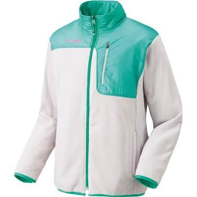 (ヨネックス)YONEX テニス ボアリバーシブルジャケット 90039 [ユニセックス] 042 エメラルド O