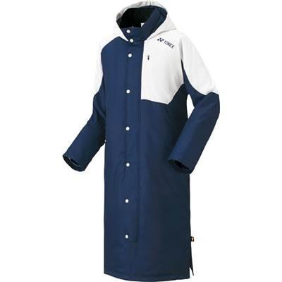 (ヨネックス)YONEX テニス ベンチコート 90043 [ユニセックス] 019 ネイビーブルー SS