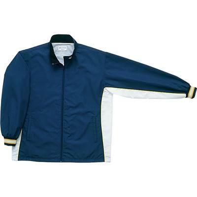 CONVERSE(コンバース) メンズ 8S ウォームアップシャツ ネイビー×ホワイト CB13102S-2911 (XO)