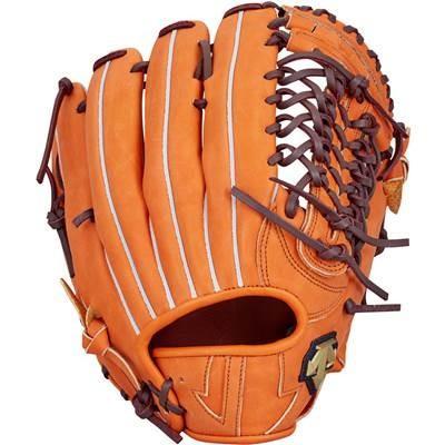 【即発送可能】 DESCENTE(デサント) 野球 軟式 グラブ 外野手用 右投用 DBBLJG57 オレンジ×ブラウン(ORG), サロマチョウ 95d1a1a9