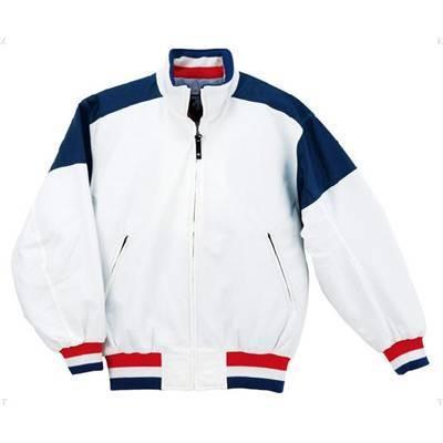 DESCENTE(デサント) グランドコート XO ホワイト×ネイビー DR-202