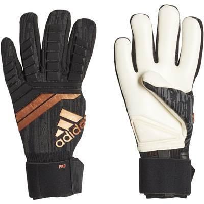 adidas(アディダス) サッカー キーパーグローブ プレデター TRANS プロ EBO35 ブラック/ソーラーレッド/カッパーゴールド(CF1351) 7-