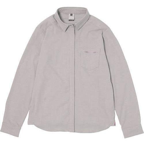フェニックス Nomado shirts ノマド シャツ LIGHT GRAY PH762LS65 M