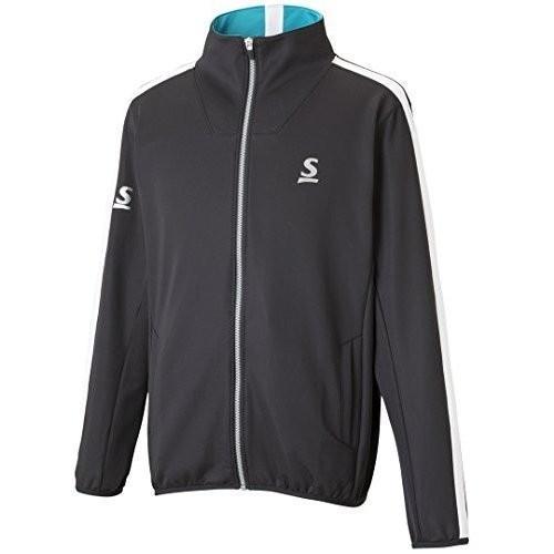 スリクソン(SRIXON) テニスウェア ユニセックス ライトジャケット SDF-5800 ブラック L