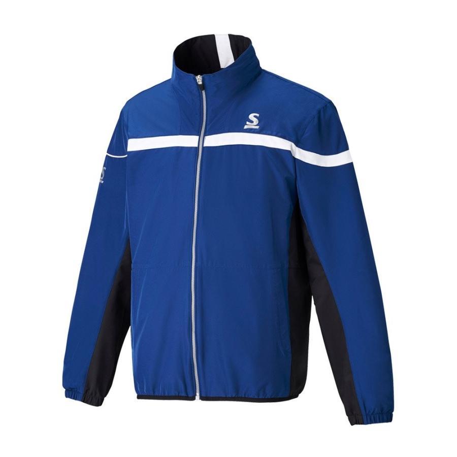 スリクソン(SRIXON) テニスウェア ユニセックス ヒートナビジャケット SDW-4740 オリエンタルブルー L