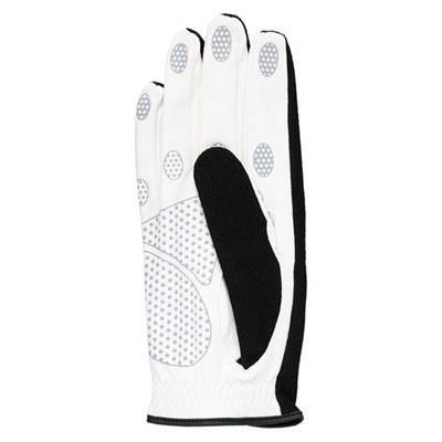 SRIXON(スリクソン) テニス メンズ用 シリコンプリント グローブ (両手セット) SGG2580 ブラック Mサイズ montaukonline 02