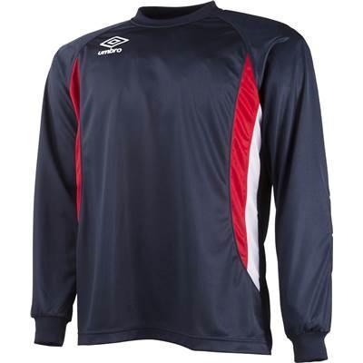 アンブロ(UMBRO) GKシャツ UAS6600G NVY ネイビー/Mレッド XB
