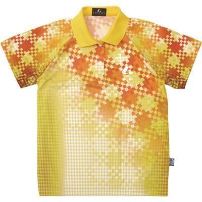 LUCENT(ルーセント) LADIESゲームシャツXLP4793 テニスゲームシャツ W (XLP4793) イエロー XO
