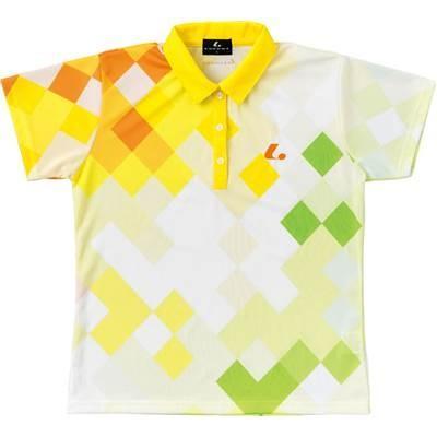 ルーセント レディース ゲームシャツ イエロー XLP4913 M