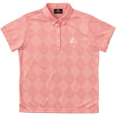 ルーセント レディース ゲームシャツ ピンク XLP4991 L