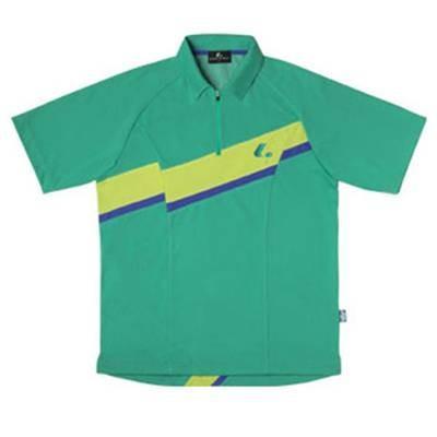 ルーセント ゲームシャツ XLP8145 マラカイトグリーン SS