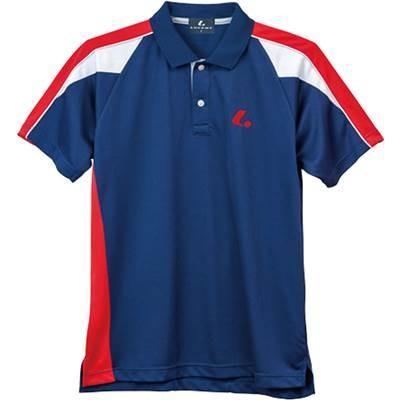 ルーセント(lucent) ゲームシャツ U(ネイビー) XLP-8326 L
