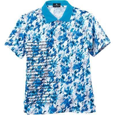 ルーセント(lucent) ゲームシャツ U(ブルー) XLP-8427 140