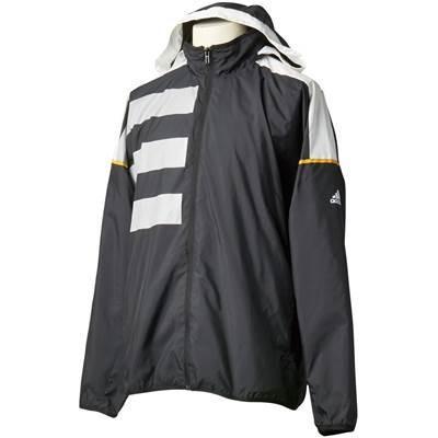 (アディダス)adidas テニスウェア アシンメトリーウィンドブレーカー ジャケット 裏メッシュ DJF20 [ユニセックス] DJF20 BS0151 ブラック/ホワイト J/O