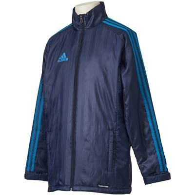 (アディダス)adidas フットボールウェア SHADOW ウォーマージャケット(中綿) DLK14 [メンズ] DLK14 BR3707 レジェンドインクF17 J/M