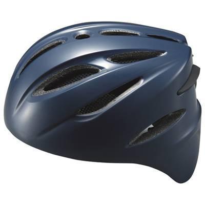 ZETT(ゼット) 野球 軟式 キャッチャー用 ヘルメット BHL40R ネイビー O
