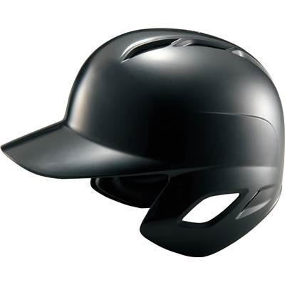 ZETT(ゼット) ソフトボール打者用ヘルメット ブラック XO BHL570 1900 BHL570 ブラック(1900) XO