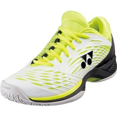 [ヨネックス] テニスシューズ POWER CUSHION FUSIONREV2 MGC SHTF2MGC 011 ホワイト 23.5