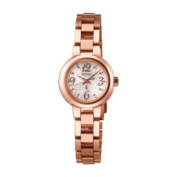 【再入荷!】 セイコー SEIKO ルキア LUKIA ソーラー レディース 腕時計 SSVR128 国内正規 正規1年保証, ユキチョウ 78070865