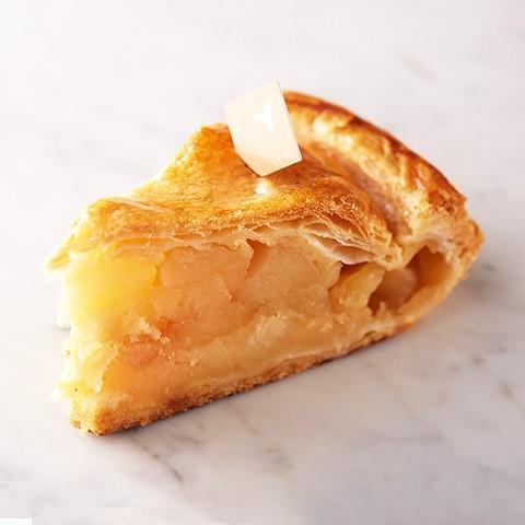 【今期販売終了いたしました】オリジナルアップルパイ(カット)10〜3月期間限定販売【店鋪受取】*お受け取りの3営業日前までにご予約ください。|monterosa-cake