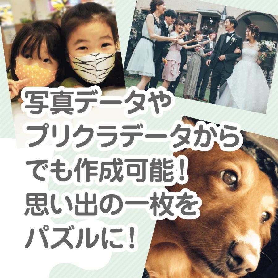 パズルンです オリジナルパズル 脳トレ 頭の体操  記念日 誕生日 結婚式 出産 犬 猫 ペット プレゼント 送料無料 mony 02